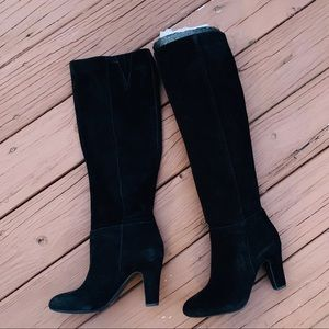 Jessica Simpson Ference Suede Boots 8.5
